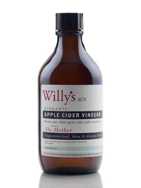 Cider Vinegar Unpasteurised with the Mother