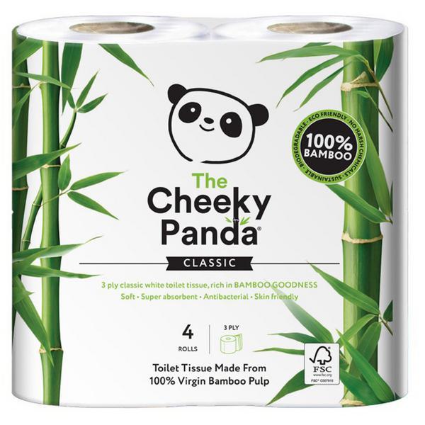 100% Bamboo Toilet Rolls FSC
