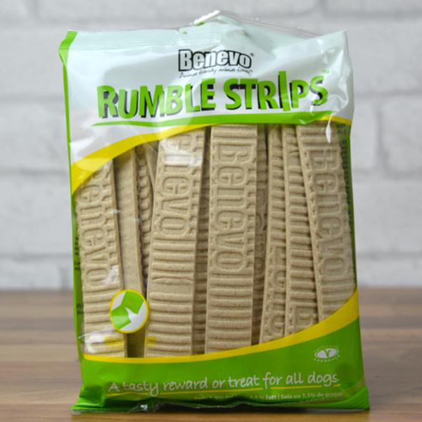 Rumble Strips Dog Food Vegan