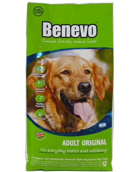 Adult Original Dog Food Vegan