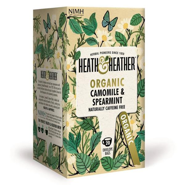 Chamomile Spearmint Tea ORGANIC
