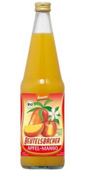 Apple & Mango Juice Demeter no sugar added, ORGANIC