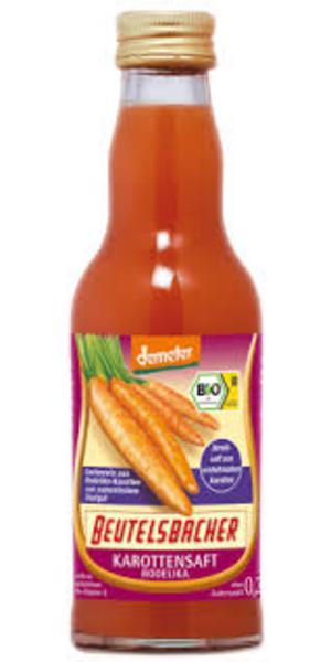 Carrot Juice Demeter ORGANIC