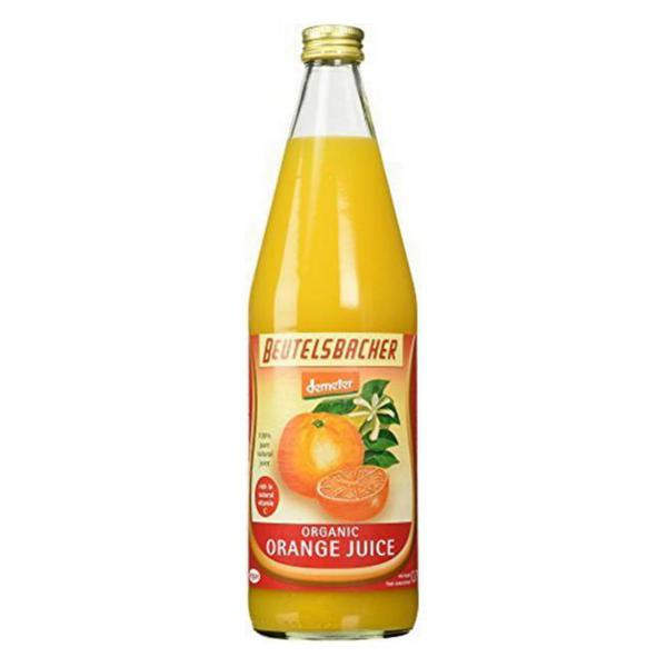 Orange Juice Demeter ORGANIC