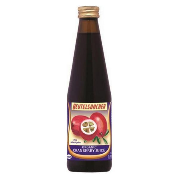Cranberry Juice Demeter ORGANIC