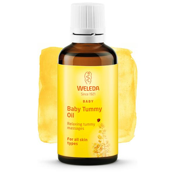 Baby Tummy Oil
