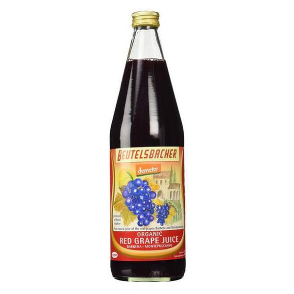 Red Grape Juice Vegan, ORGANIC