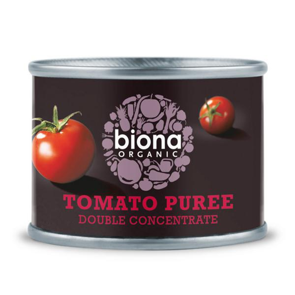 Double Concentrate Tomato Puree