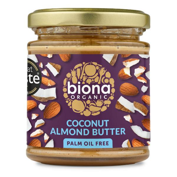 Coconut & Almond Nut Butter ORGANIC
