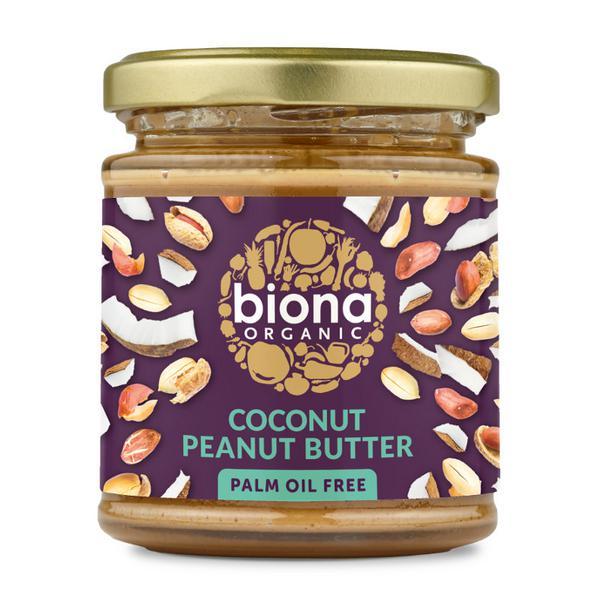 Coconut Peanut Butter Vegan, ORGANIC