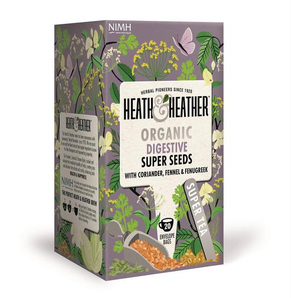 Digestive Super Seeds Tea ORGANIC