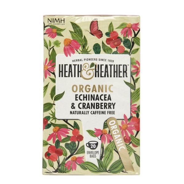 Echinacea & Cranberry Tea ORGANIC