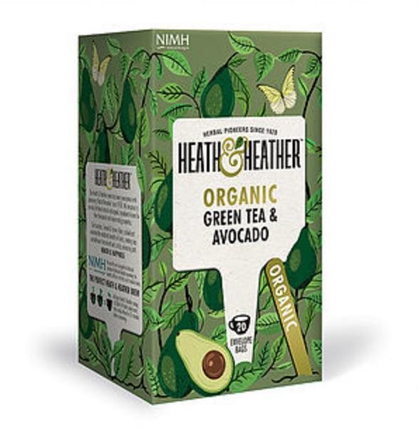 Green Tea & Avocado Tea ORGANIC