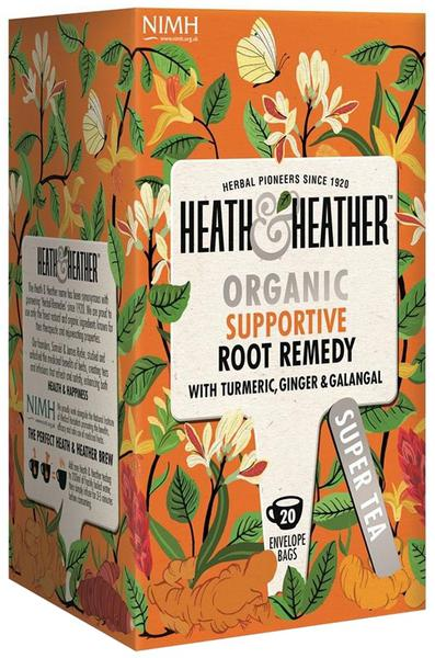 Supportive Root Remedy Tea ORGANIC