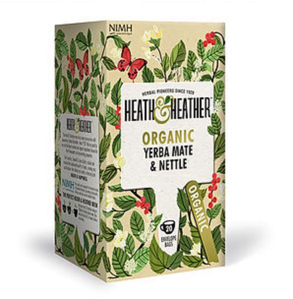 Yerba Mate & Nettle Tea ORGANIC
