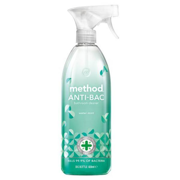 Water Mint Bathroom Cleaner Anti Bacterial Spray