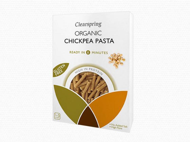 Chickpea Pasta Gluten Free, ORGANIC