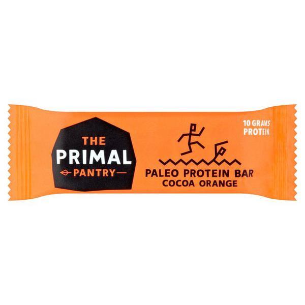 Cocoa & Orange Paleo Protein Snackbar