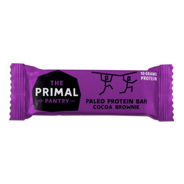 Cocoa Brownie Paleo Protein Snackbar