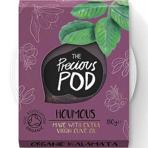 Kalamata Hummus Vegan, ORGANIC