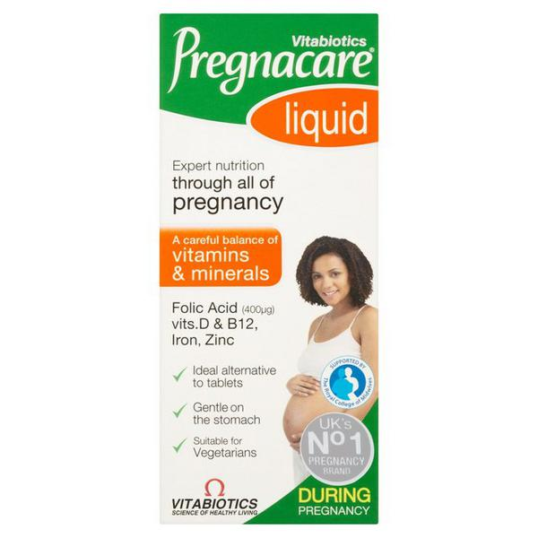 Pregnacare Liquid Supplement