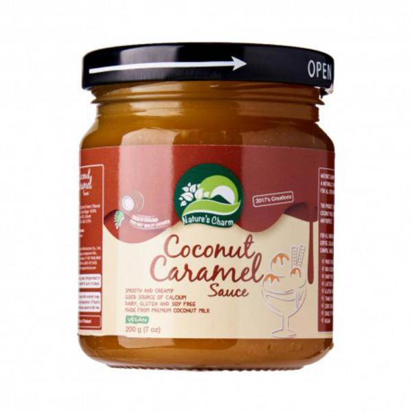 Coconut & Caramel Sauce