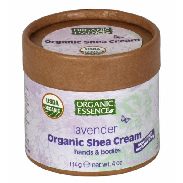 Lavender & Shea Skin Cream ORGANIC