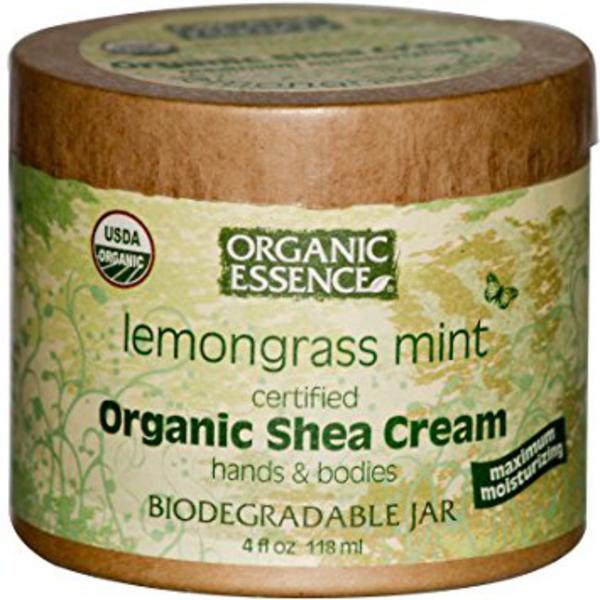 Lemongrass,Mint & Shea Skin Cream ORGANIC