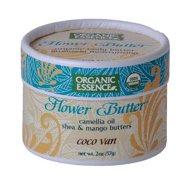 Coconut & Vanilla Flower Butter Moisturiser ORGANIC