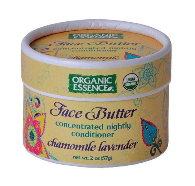 Chamomile & Lavender Flower Butter Facial Moisturiser ORGANIC