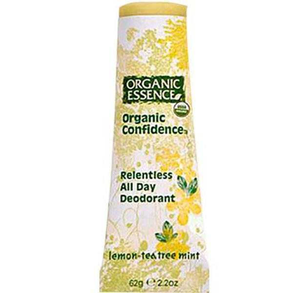 Lemon,Tea Tree & Mint Deodorant ORGANIC