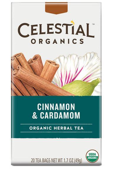 Cinnamon & Cardamom Tea ORGANIC