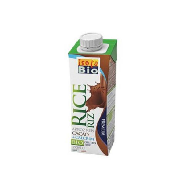 Cacao Rice Drink Unsweetened + Calcium ORGANIC