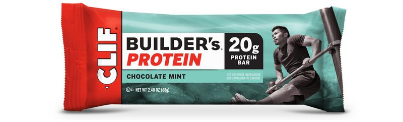 Chocolate & Mint Builders Protein Bar