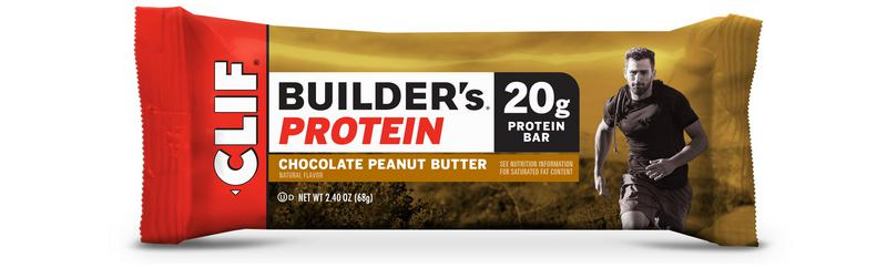 Chocolate & Peanut Butter Builders Protein Bar