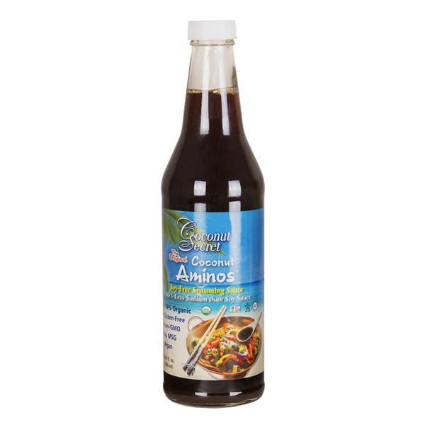 Coconut Aminos Gluten Free