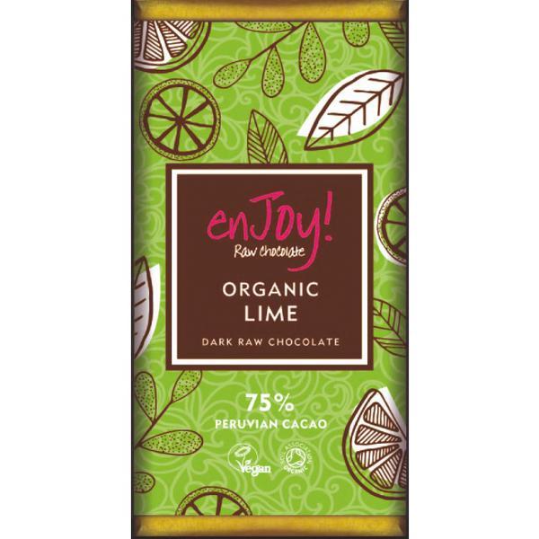 Lime Raw Chocolate ORGANIC
