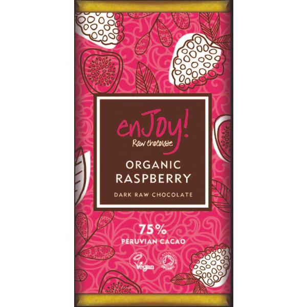 Raspberry Raw Chocolate Vegan, ORGANIC