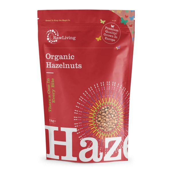 Raw Hazelnuts ORGANIC