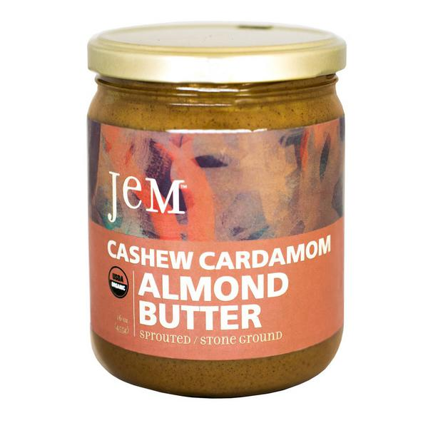 Cashew,Cardamom & Almond Nut Butter