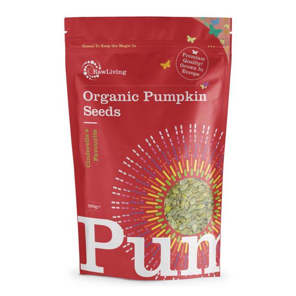 Pumpkin Seeds Raw ORGANIC