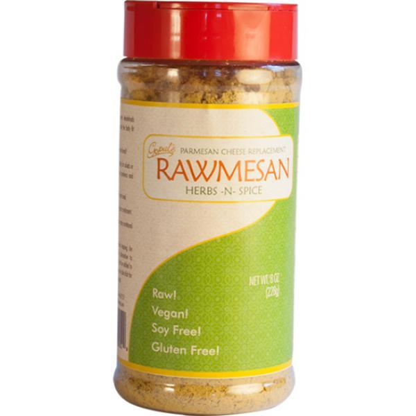 Rawmesan With Herbs Vegan, ORGANIC