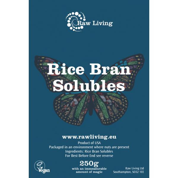 Rice Bran Solubles Tocotrienols