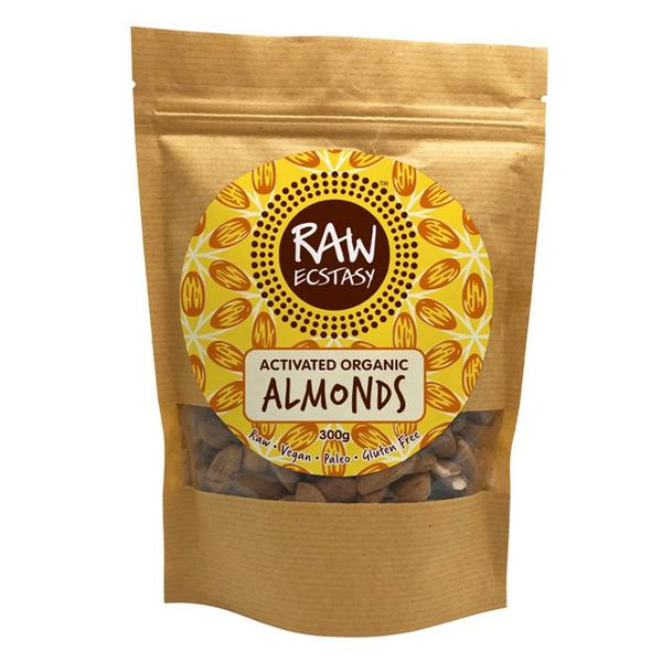 Activated Almonds Plain