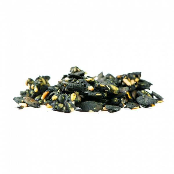 Activated Sunseeds With Spirulina Snack