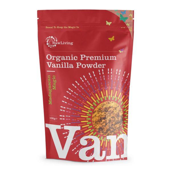 Vanilla Powder ORGANIC