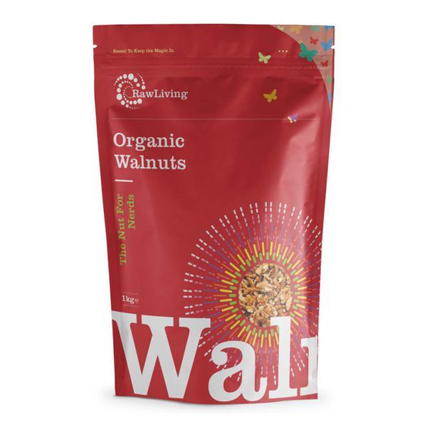 Walnuts Halves ORGANIC