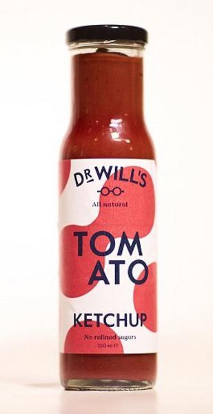 Tomato Ketchup no added sugar