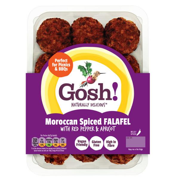 Aromatic Moroccan Falafel
