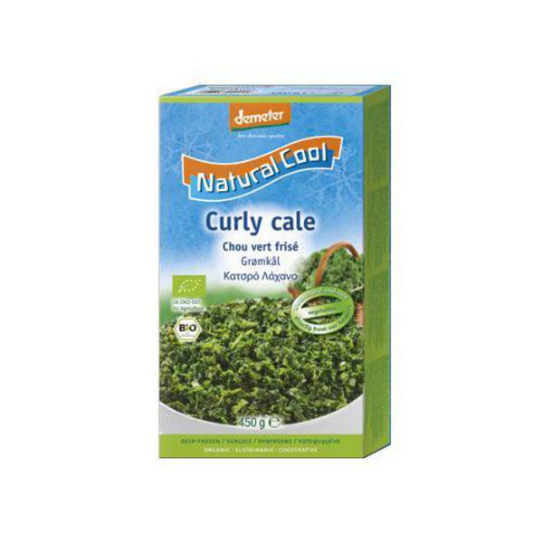 Curly Kale Frozen ORGANIC